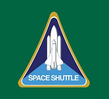 SPACE SHUTTLE PATCH Unisex T-Shirt