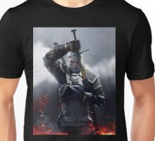 The Witcher III Work Geralt :) Unisex T-Shirt