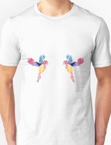 polygonal birds T-Shirt