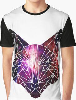 polygonal fox Graphic T-Shirt