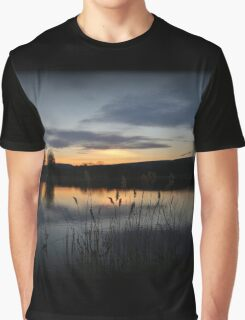 Mellow Glow Graphic T-Shirt
