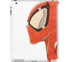Spiderman's Profile iPad Case/Skin
