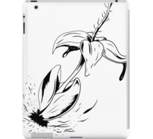 Bleeding Ink iPad Case/Skin