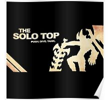 Solo Top Lane | Logo | High Quality  Poster