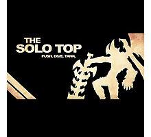 Solo Top Lane | Logo | High Quality  Photographic Print