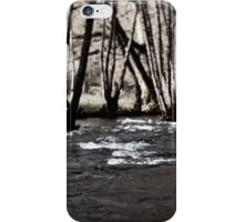 River in France iPhone Case/Skin