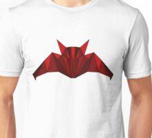 polygonal bat Unisex T-Shirt