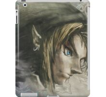 Link From Twilight Princess ! :) iPad Case/Skin