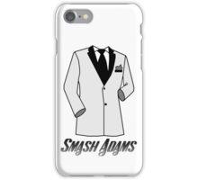 Smash Adams: Secret Agent iPhone Case/Skin