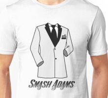 Smash Adams: Secret Agent Unisex T-Shirt