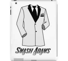 Smash Adams: Secret Agent iPad Case/Skin