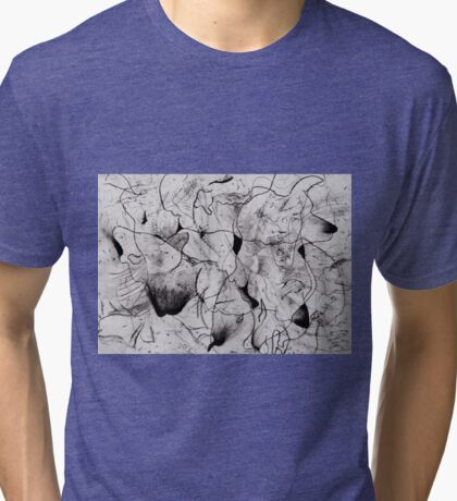 Movements of a Dog Tri-blend T-Shirt