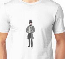 Victorian Gentleman Unisex T-Shirt