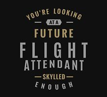 Future Flight Attendant Unisex T-Shirt