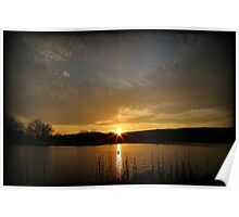 Rays Of Glory Poster