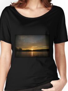 Rays Of Glory Women's Relaxed Fit T-Shirt