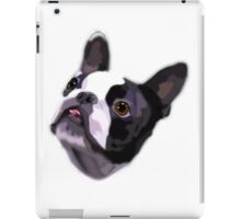 Boston Terrier - French Bull dog iPad Case/Skin