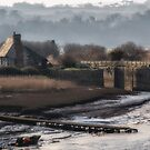 THE LOCK KEEPER'S COTTAGE by Michael Carter