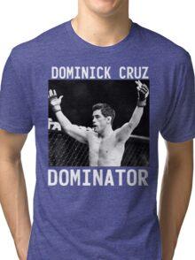 Dominick Cruz Signature [FIGHT CAMP] Tri-blend T-Shirt