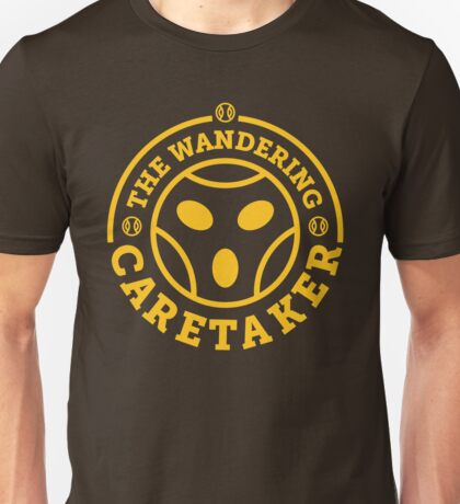 Bard, the Wandering Caretaker Unisex T-Shirt
