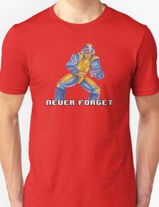 Bad Box Art Mega Man Unisex T-Shirt