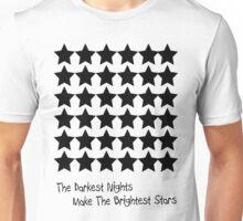 The Darkest Nights Unisex T-Shirt