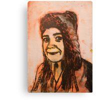Girl print Canvas Print