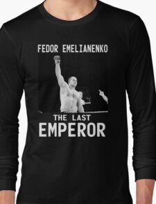 Fedor Emelianenko Signature [FIGHT CAMP] Long Sleeve T-Shirt