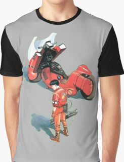 Kaneda Graphic T-Shirt
