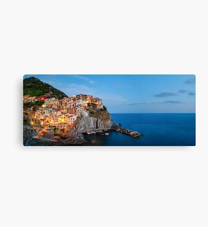 Manarola, Cinque Terre (Italy) Canvas Print