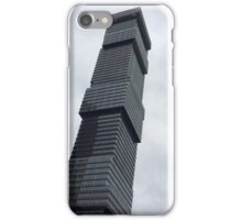 New Skyscraper Construction, Jersey City, New Jersey iPhone Case/Skin