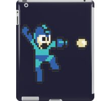 retro megaman iPad Case/Skin