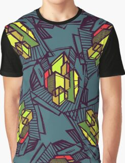 Urban city Graphic T-Shirt
