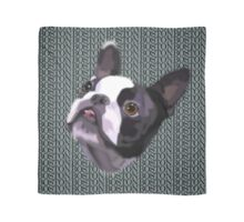 Boston Terrier - GOOOOO BOSTON Scarf