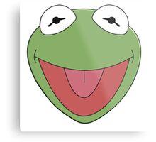 Kermit The Frog Metal Print