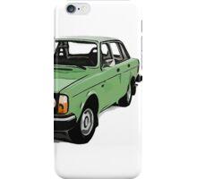 Volvo 244 iPhone Case/Skin