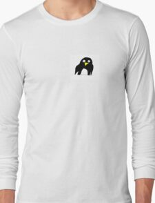 Dank Penguin Long Sleeve T-Shirt