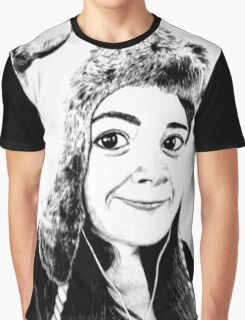 Girl portrait Graphic T-Shirt