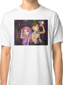 Monster High+Deuce+Viperine Classic T-Shirt