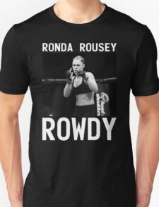 Ronda Rousey Signature [FIGHT CAMP] Unisex T-Shirt