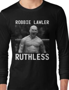 Robbie Lawler Signature [FIGHT CAMP] Long Sleeve T-Shirt
