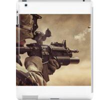 Gunshot iPad Case/Skin