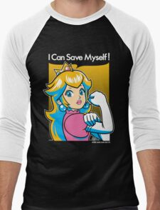 Save Myself Men's Baseball ¾ T-Shirt