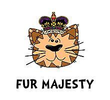 Fur Majesty Photographic Print