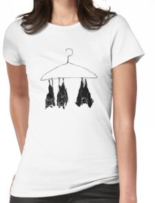fruitbats in the closet Womens Fitted T-Shirt