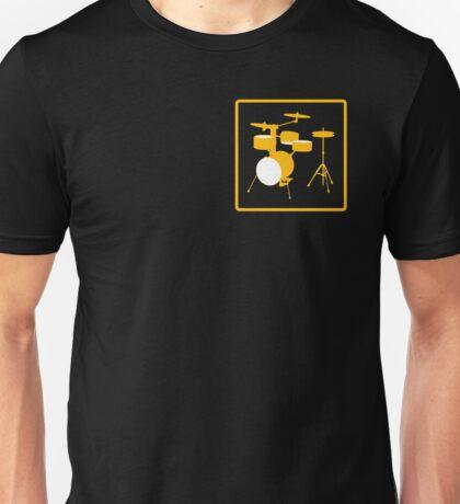 K-ON! - HTT Instrument Logo (Ritsu) Unisex T-Shirt