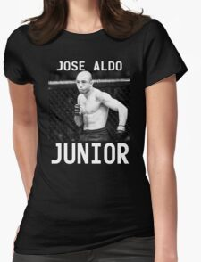 Jose Aldo Signature [FIGHT CAMP] Womens Fitted T-Shirt