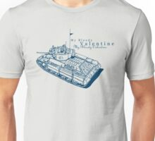 Valentine Tank Unisex T-Shirt