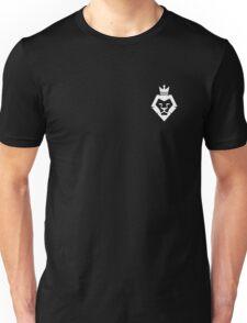 Crown Pocket Logo White Unisex T-Shirt