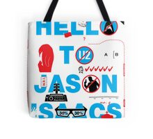 Wittertainment: 20 In-Jokes in one Graphic Tote Bag